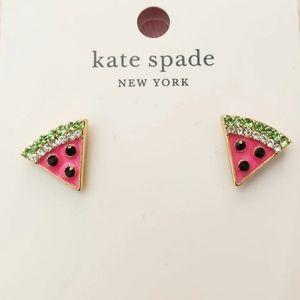Kate Spade Watermelon Earrings 🍉